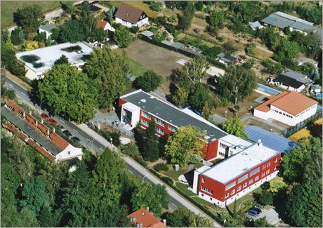 Sanierung der Förderschule Werder / Havel
