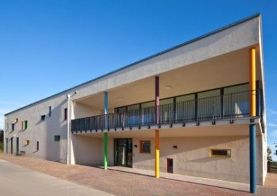 Hortgebäude an der Regenbogenschule
