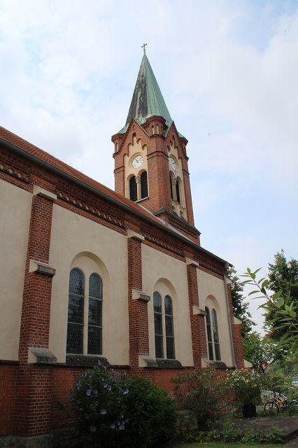 """Katholische Kirche """"Maria Meeresstern"""" Werder (Havel)"""