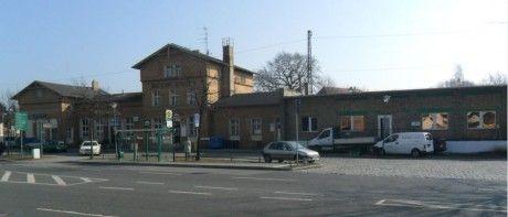 Teilumnutzung eines Bahnhofsgebäudes zu Wohnzwecken