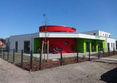 Neubau eines Kindergartens