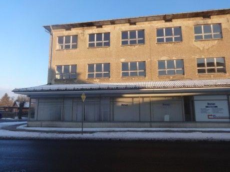 Umnutzung eines ehemaligen Kaufhauses
