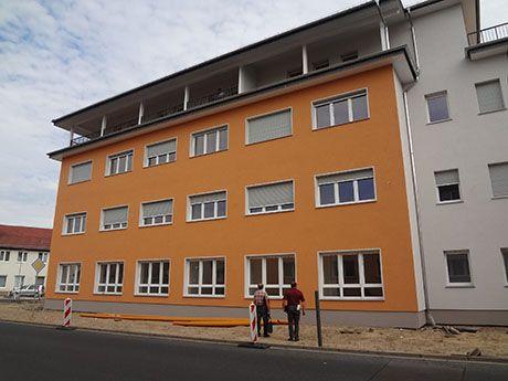 Ergänzungs-Neubau für die Schule am Schloss