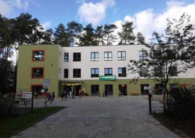 Neubau Hort Zauberwald