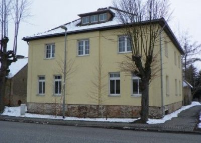Sanierung Mehrfamilienhaus S
