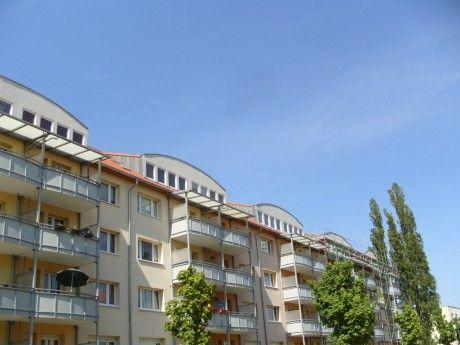 Terrassen- und Dachsanierung einer Wohnanlage in Stralsund