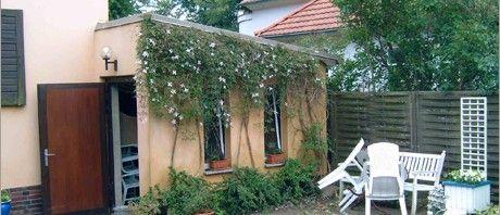 Gartenpavillon in Werder