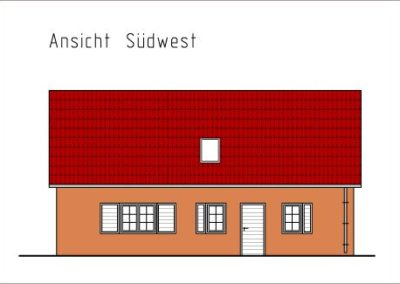 Neubau Hafenmeisterhaus