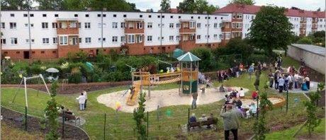 Gewoba Spielplatz