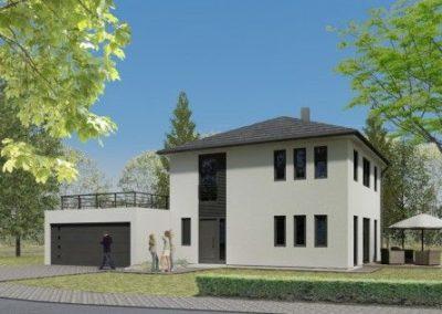 Einfamilienhaus H-W