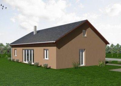 Einfamilienhaus KN