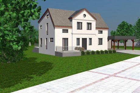 Einfamilienhaus B-W