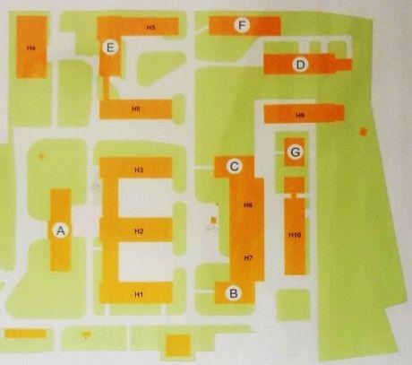 Entwurfsplanung Brandschutz für ein Institut