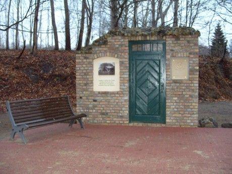 Carl-Friedrich Zelter Denkmal in Petzow