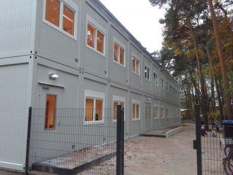 Neubau Hort Rasselbande